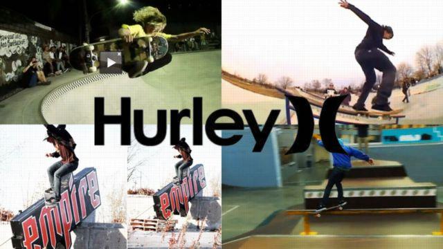 Hurley SK8 POP 640x360