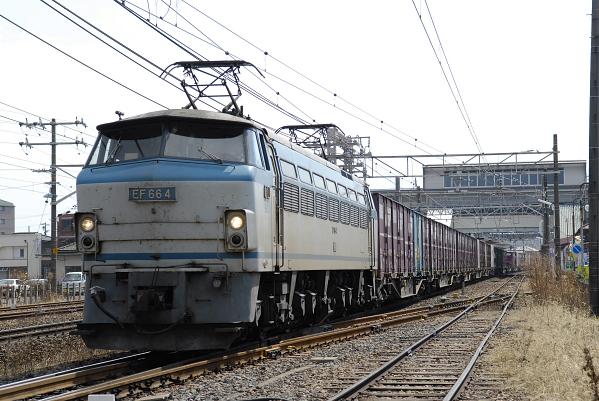 2071レ  EF66-4