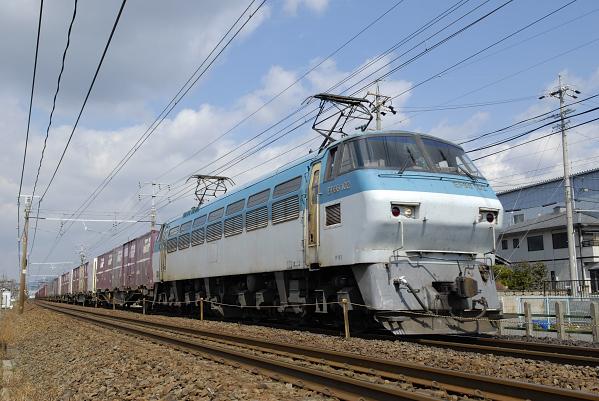 8056レ  EF66-102