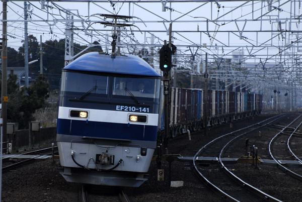 7070レ EF210-141
