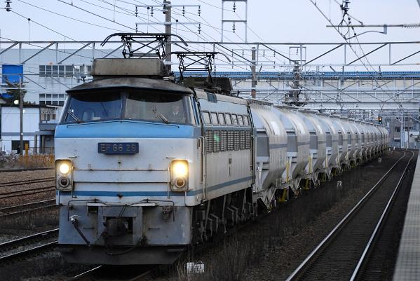 5767レ  EF66-29