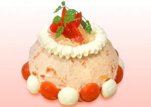 7月のサンクスデーケーキ