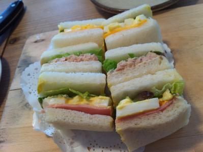 kikiサンドイッチ