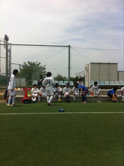TM vs瀬戸内高校(2011:5:15 sun)[三蔵FC]