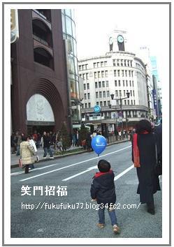 中央通りの歩行者天国