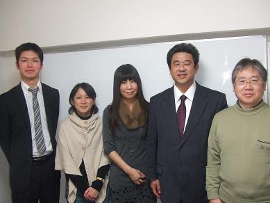 日韓子供シンポジウム チャン先生クラス