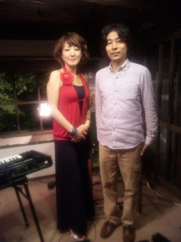 MUSA Miyukiさん & 柳武史雄