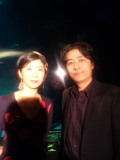 Shokoさん & 柳武史雄