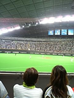 日本シリーズ2007.10.28-4