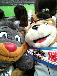 日本シリーズ2007.10.28-5