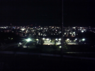 9月13日夜景