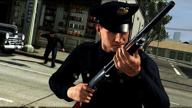 警察官としてLAを守る