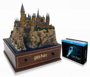 【数量限定/Web限定商品】 ハリー・ポッターと謎のプリンス ホグワーツ魔法魔術学校 プレミアムBOX [Blu-ray]