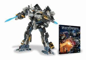 トランスフォーマー/リベンジ オプティマスプライム ブラックバージョンBD BOX(Amazon.co.jp限定) [Blu-ray]