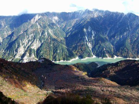 大観峰駅からの一望