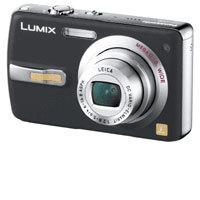 Panasonic デジタルカメラ「Lumix」DMC-FX50(エクストラブラック)
