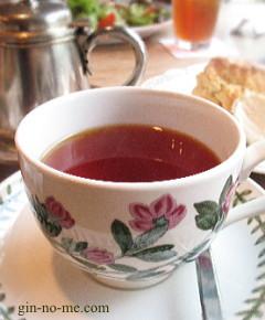 北山紅茶館にて