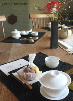 日本茶教室 玉露を楽しむ