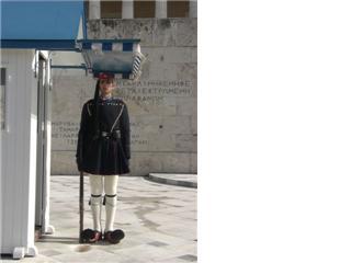 国会議事堂前の衛兵