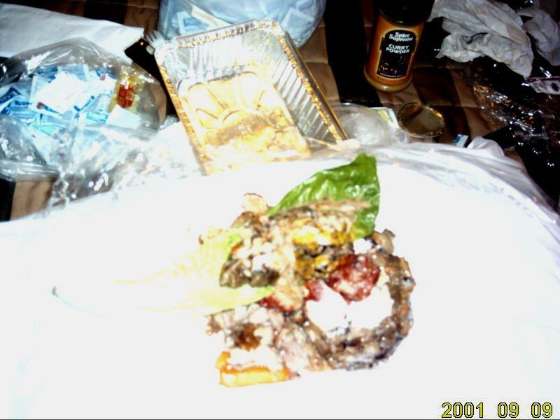 2009.9スペアリブとカモ5