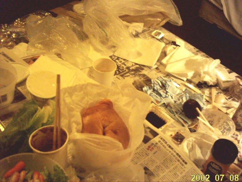 2009.9エッグベーとクリームチーズ3