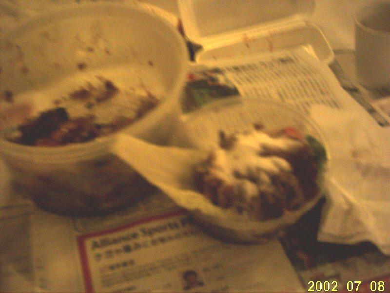 2009.9豚足とスペアリブ6