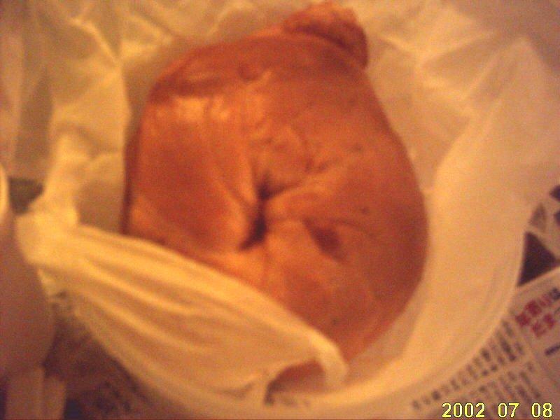 2009.9エッグベーとクリームチーズ2