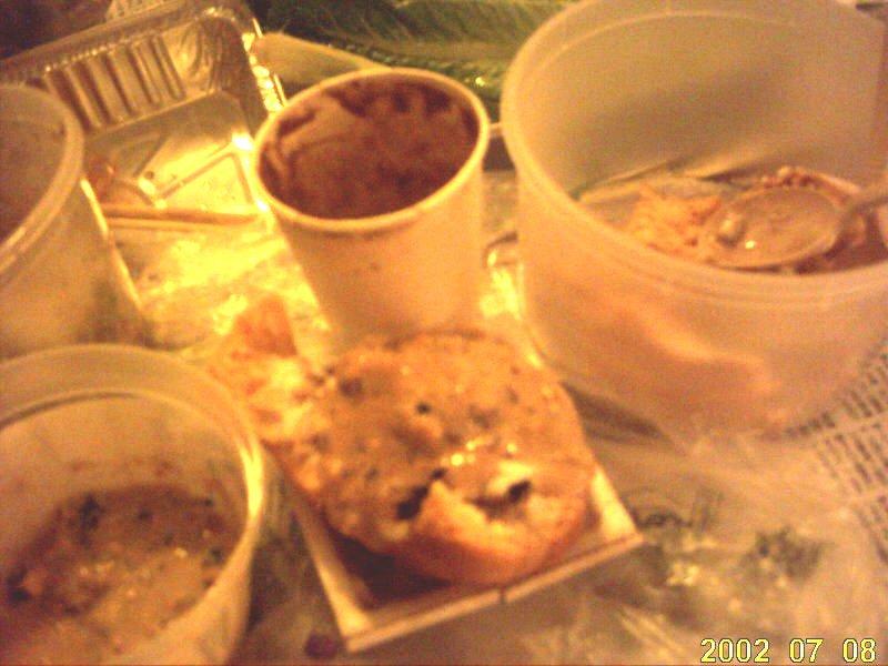 2009.9エッグベーとクリームチーズ4