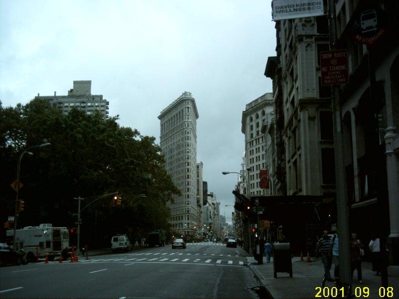 2009.9フラットアイアン