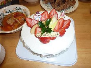 うちパ ケーキ