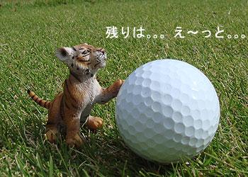 ゴルフ年賀状 2010!!