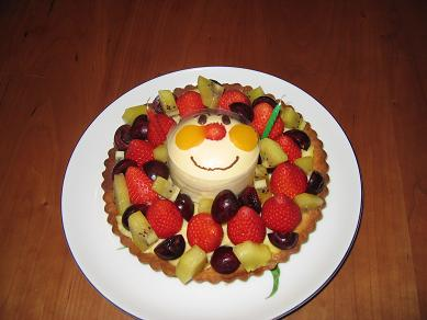 19615バースデーケーキ