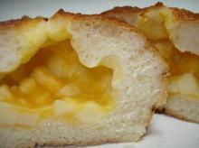 4種のチーズ断面