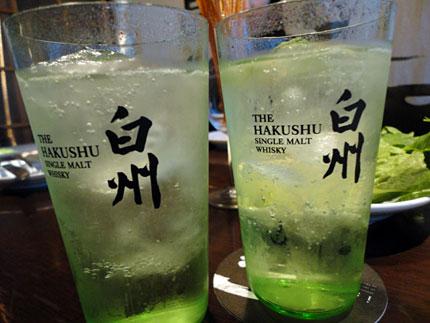 赤坂 緑のハイボールガーデン