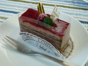 ロアール カシスケーキ