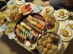 豪華な夕飯♪