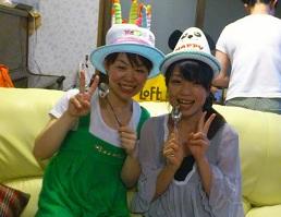 AちゃんKちゃん誕生日