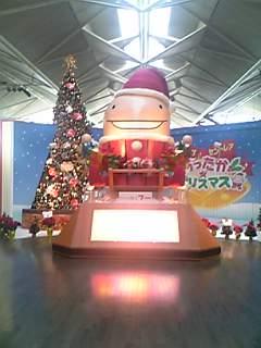 セントレアのクリスマス1