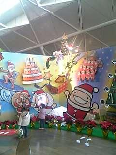 セントレアのクリスマス2