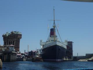船から見た 船~~!!