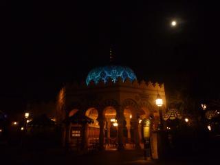 サルタンズオアシスの 夜景♪