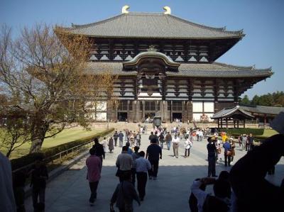 東大寺正面