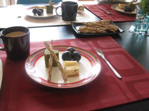 京はやし抹茶バームクーヘンは、お気に入り☆東京のお土産です♪