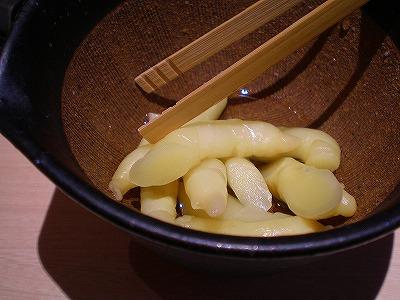 蟻月若芽生姜