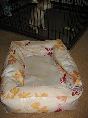 夏(ナツ)のベッド