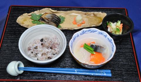 糠ニシンご飯2