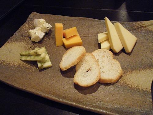 チーズもり
