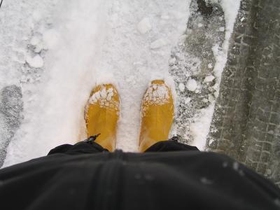長靴似合う?