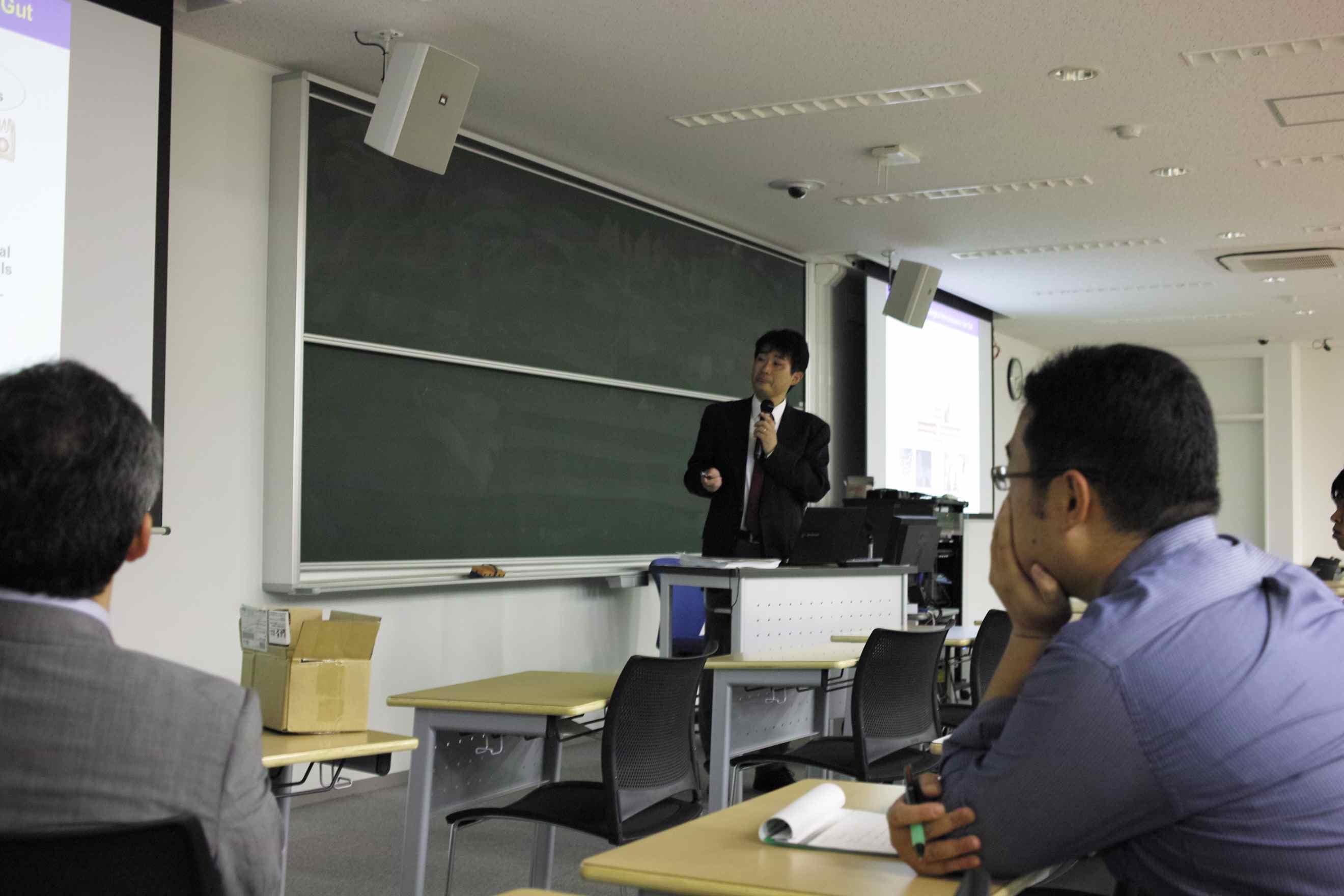 大学院セミナー2