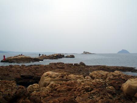 ガニ瀬群礁
